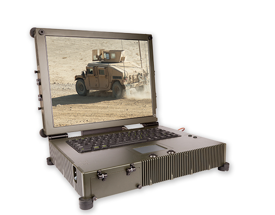 RWS15, Rugged Laptop